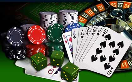 Legalizing online casinos